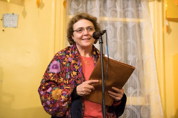 Poet, translator and scholar Amira El-Zein (Lebanon)