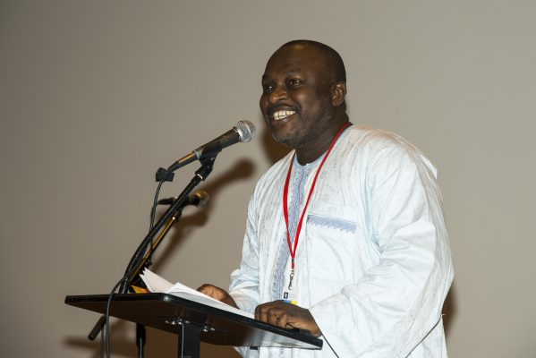 """Author Uwem Akpan reads selections from """"Things Fall Apart"""""""