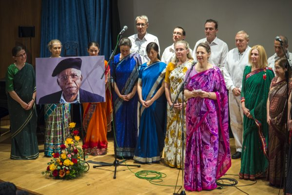 """Chinua Achebe"" by Sri Chinmoy performed"